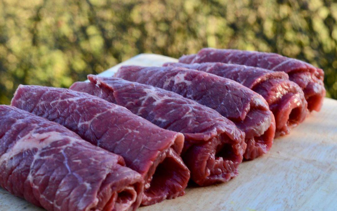 Schmackhaftes Angus Rindfleisch von der Bio Ranch Zempow