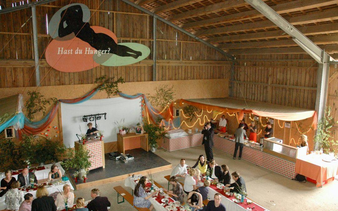 Scheunenhochzeit – Hochzeit feiern auf dem Bauernhof