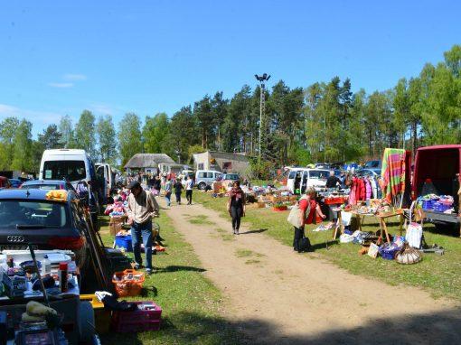 Fotostrecke Trödelmarkt
